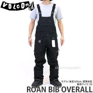 20model ボルコム ロアン オーバーオール VOLCOM ROAN BIB OVERALL 1...