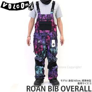 19model ボルコム ロアン ビブ オーバーオール VOLCOM ROAN BIB OVERALL スノーボード ウエア メンズ SNOWBOARD WEAR カラー:MIX|s3store