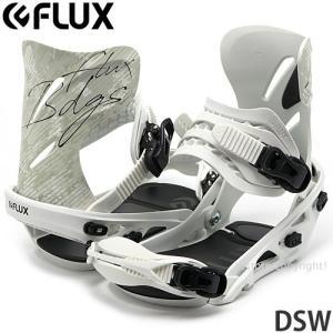 19model フラックス ディーエスダブル FLUX DSW スノーボード ビンディング バイン メンズ SNOW BOARD BINDING MENS カラー:WHITE CAMO|s3store
