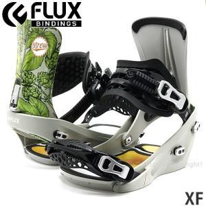 19model フラックス エックスエフ FLUX XF スノーボード ビンディング バインディング メンズ SNOWBOARD BINDING MENS カラー:BREW|s3store