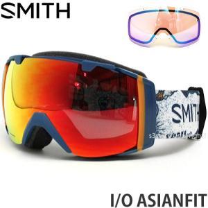 18model スミス アイ/オー アジアフィット ゴーグル SMITH I/O ASIANFIT スノーボード フレーム:KINDRED レンズ:CHROMAPOP SUN RD MIRR|s3store