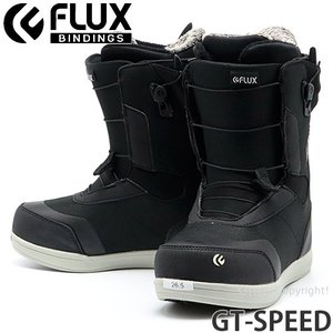 19model フラックス ジーティー スピード FLUX GT-SPEED スノーボード ブーツ クイック 簡単 着脱 メンズ SNOWBOARD BOOTS カラー:BLK/WHT|s3store