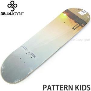 ジョイント パターン キッズ JOYNT PATTERN KIDS スケートボード スケボー デッキ SKATE カラー:HIDEAKI HAYASHI サイズ:7.375×29.4|s3store
