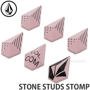 ボルコム ストーン スタッズ ストンプ VOLCOM STONE STUDS STOMP スノボ 滑りどめ デッキパッド アクセサリー SNOW カラー:PURPLE HAZE|s3store