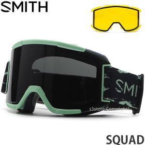 21model スミス スカッド SMITH SQUAD ゴーグル スノーボード スノボー スキー ...