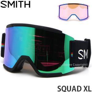 20model スミス スカッド XL SMITH SQUAD XL ゴーグル スノーボード スノボ...