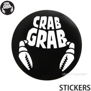 クラブ グラブ ステッカー CRAB GRAB STICKERS スノーボード シール ロゴ チュー...