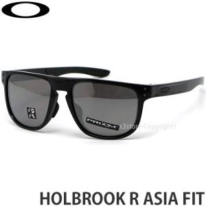 オークリー ホルブルック アール OAKLEY HOLBROOK R ASIA FIT サングラス プリズム フレーム:POLISHED BLK レンズ:PRIZM BLK POLARIZED s3store