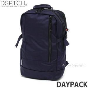 ディスパッチ デイパック DSPTCH DAYPACK バックパック バッグ リュック かばん 大容量 デイリーユース 高品質 カラー:Navy サイズ:22L|s3store