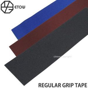 ETOW REGULAR GRIP TAPE 価格とクオリティにこだわった人気のデッキテープ  スト...