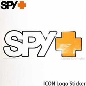 SPY スパイ アイコンロゴステッカー ICON LOGO STICKER SPYの超BIGロゴ|s3store