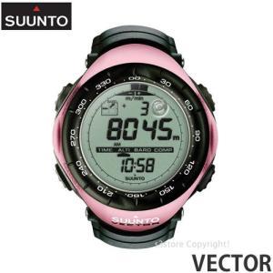 スント ベクター 【SUUNTO VECTOR】 ウォッチ 腕時計 アウトドア 国内正規品 高度計 気圧/温度計 コンパス 登山 耐久性 生産終了 カラー:BABY PINK s3store