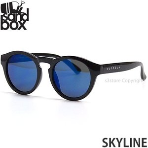 サンドボックス スカイライン SANDBOX SKYLINE サングラス アイウエア スポーツ 海 フレームカラー:BLACK GLOSS レンズカラー:BLUE ION|s3store