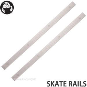 クラブ グラブ スケート レールズ CRAB GRAB SKATE RAILS スノーボード デッキ ストンプ パッド SNOWBOARD 軽量 滑り止め カラー:White|s3store