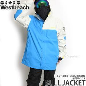 16 ウエストビーチ ブル ジャケット ウエア Westbeach BULL JACKET 国内正規...
