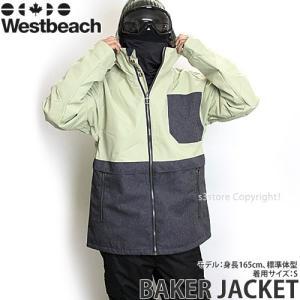 16 ウエストビーチ ベイカー ジャケット ウエア West...