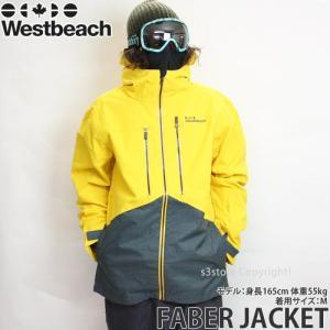 16 ウエストビーチ フェーバー ジャケット ウエア Wes...
