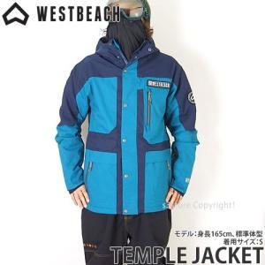 ウエストビーチ テンプル ジャケット WESTBEACH T...