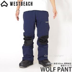 ウエストビーチ ウルフ パンツ WESTBEACH WOLF...
