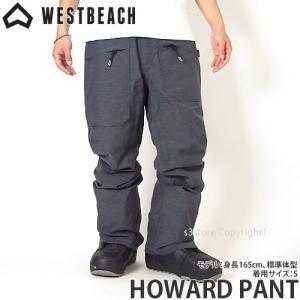 ウエストビーチ ハワード パンツ WESTBEACH HOW...