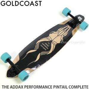 ゴールドコースト コンプリート GOLDCOAST THE ADDAX PERFORMANCE PINTAIL CPL スケートボード ロングボード サーフ SKATE サイズ:36x9|s3store