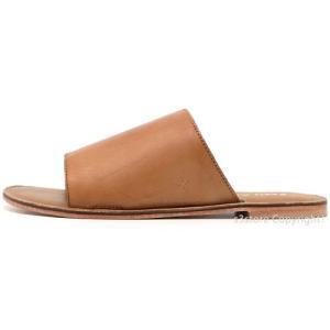 エミュー モーリー emu MOLLY サンダル 靴 レディース 女性 フラット ぺったんこ 牛皮 レザー ファッション コーデ カラー:Tobacco Brown|s3store|02