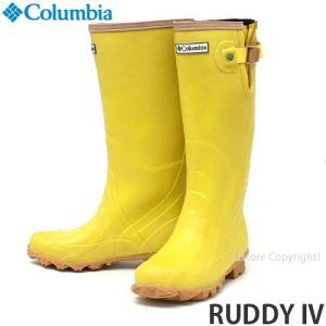 コロンビア ラディ 4 COLUMBIA RUDDY IV 長靴 レイン シューズ 靴 アウトドア 雨 アウトドア ラバー ゴム コーディネート カラー:Curry|s3store