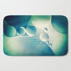 バスマット おすすめ 速乾 おしゃれ デザイナーズ  洗濯可 洗える ウォッシャブル ソサエティシックス Society6 ブランド 約53cm×約86cm|s6-japan
