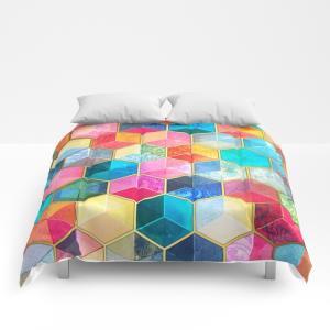 ソサエティシックス Society6 ブランド ベッド ベッドリネン bed linen コンフォーター 掛け布団 - ツインサイズ|s6-japan