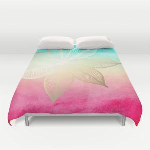 ソサエティシックス Society6 ブランド ベッド ベッドリネン bed linen ベッドカバー 掛け布団カバー - フルサイズ s6-japan