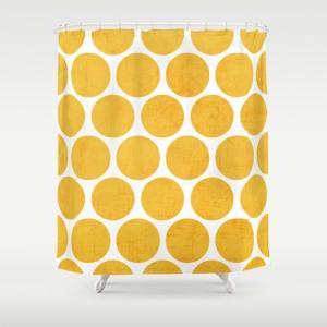 ソサエティシックス Society6 ブランド シャワーカーテン サイズ:約188cm × 約180cm デザイナー 188 180 おしゃれ s6-japan