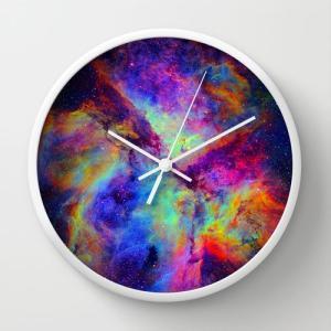 ソサエティシックス Society6 ブランド 置き時計 掛け時計 デザイナー おしゃれ 置時計 掛...