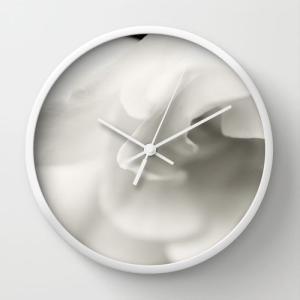 ソサエティシックス Society6 ブランド 置き時計 掛け時計 デザイナー おしゃれ 置時計 掛時計 白 ナチュラル ブラック 黒 ホワイト 選べる|s6-japan