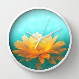 ソサエティシックス Society6 ブランド 置き時計 掛け時計 デザイナー おしゃれ 置時計 掛時計 白 ナチュラル ブラック 黒 ホワイト 選べる s6-japan