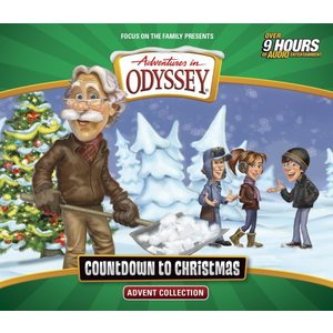 Countdown to Christmas Advent Collection (Adventures in Odyssey)|sa69shioutlet