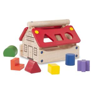 wonderworld  木製玩具 ニュー・ポスティング・ハウス TYWW1161|sa69shioutlet
