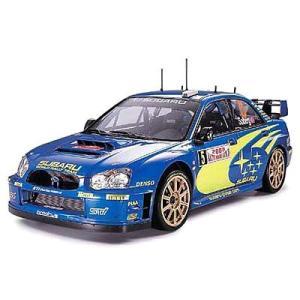 タミヤ 1/24 スポーツカーシリーズ No.281 スバル インプレッサ WRC モンテカルロ 2005 プラモデル 24281|sa69shioutlet