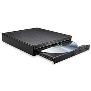 ロジテック(エレコム) WiFi対応DVDドライブ/iOS_Android/USB2.0/BK PS...