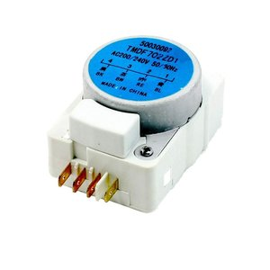 冷蔵庫霜取りタイマー TMDF702ZD1 4 ピン端子 長方形 AC 200V/240V 50/60Hz 交流電流|sa69shioutlet