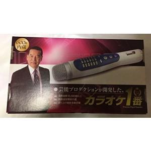 カラオケ1番 パーソナルカラオケマイク 家庭用 テレビ接続 YK-3009
