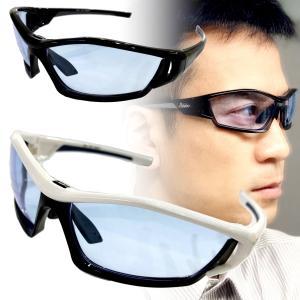 【10種の偏光レンズ】赤外線 UV ブルーライト トリプルカット 偏光サングラス ミラー サングラス...