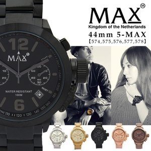 MAX XL WATCHES マックス メンズ 腕時計 The Artisan Chronograph アルティザン クロノグラフ 574 575 576 577 578 オランダ ヨーロッパ EU 大きい 2年保証書 sabb