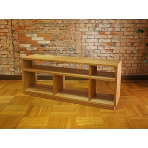 Side Board S 140cm サイドボード TVボード ナラ材天然木|sabisabi-web