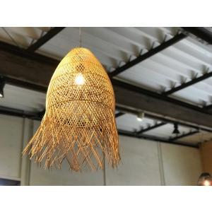 ラタン Lamp Cumi Long ナチュラル|sabisabi-web