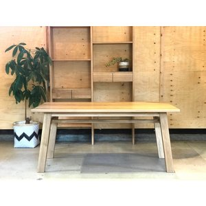 Dining Table L 160cm 4人用ダイニングテーブル|sabisabi-web