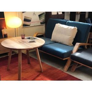 Sofa Table IS 幅80cm 高さ60cm リビングテーブル サイドテーブル sabisabi-web