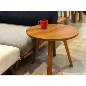 Sofa Table IS 幅60cm 高さ45cm リビングテーブル サイドテーブル sabisabi-web