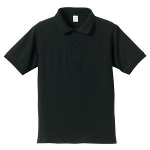 ポロシャツ メンズ レディース 半袖 シャツ ブランド ドライ 無地 大きい 小さい UVカット スポーツ 鹿の子 男 女 消臭 速乾 xs s m l 2l 3l 4l 5l 人気 黒 色|sac