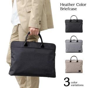ブリーフケース ビジネスバック メンズバッグ PCバッグ 通勤バッグ 通学バッグ お仕事 オフィスカジュアル ビジカジ 出張 A4 PVCナイロン 鞄|sac