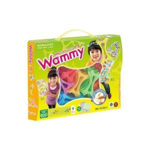 【商品名】 コクヨS&T ワミー ベーシック200 【ジャンル・特徴】 知育玩具 ブロック ワミー